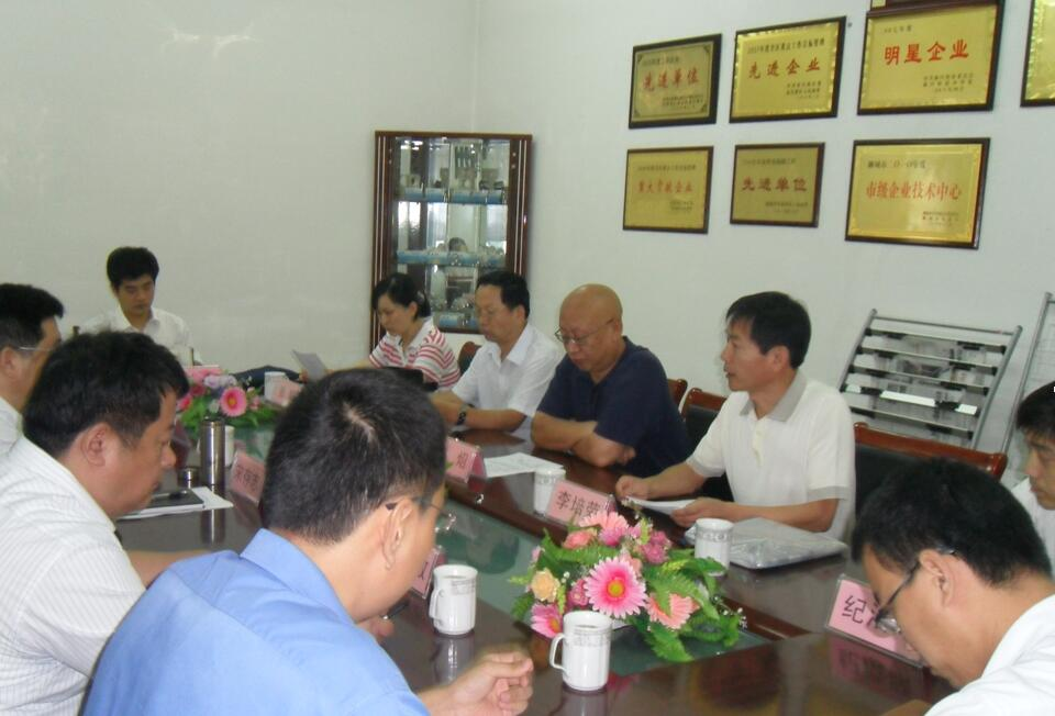 Liaocheng city vice mayor liu to lai ...